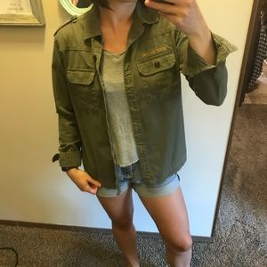 Olive / Army Green Jacket